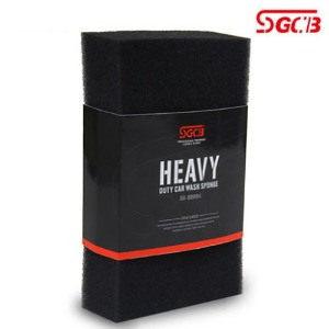 SGCB 세차스펀지 1EA HEAVY DUTY WASH SPONGE