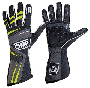 GLOVES TECNICA EVO (2018) Fluo Yellow